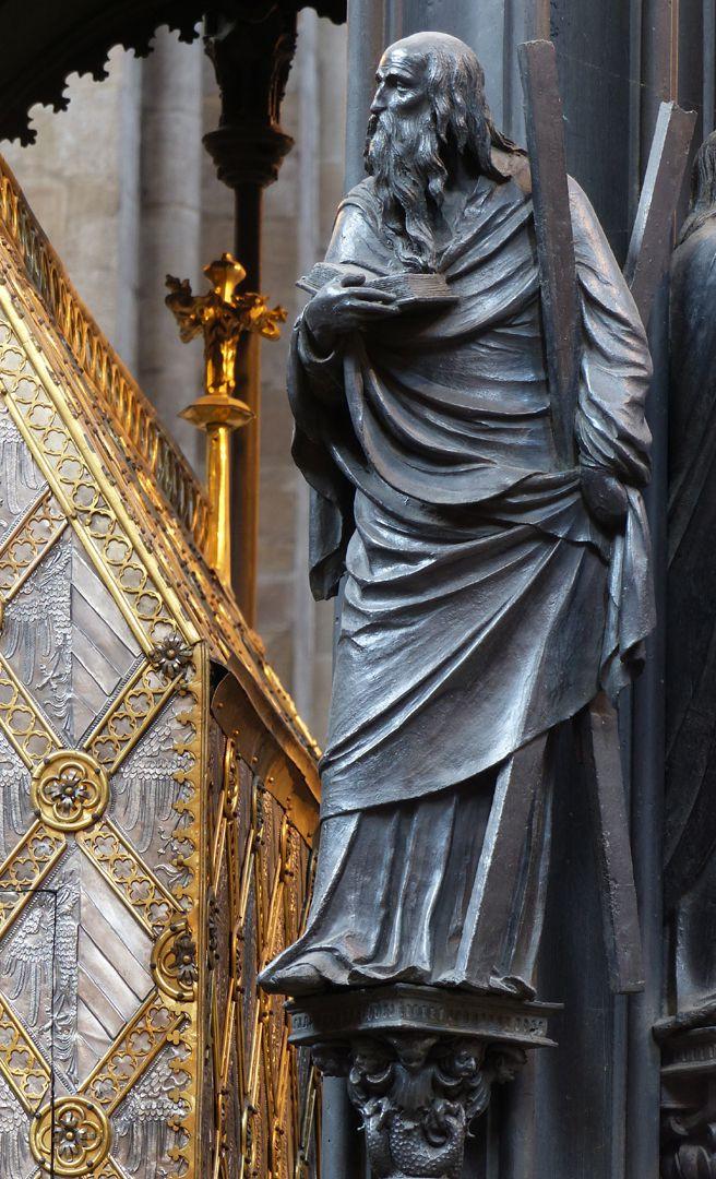 St. Sebaldus Tomb Andreas