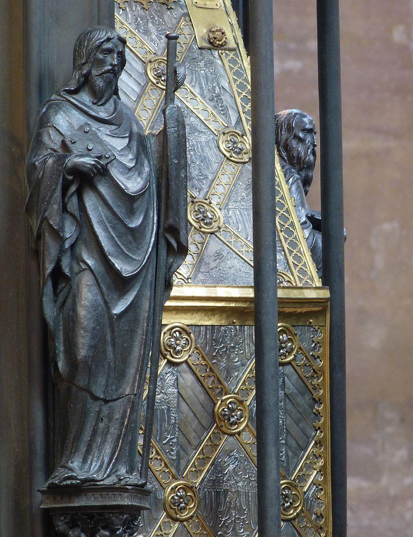 Sebaldusgrab (Südseite) Jakobus d.Ä.