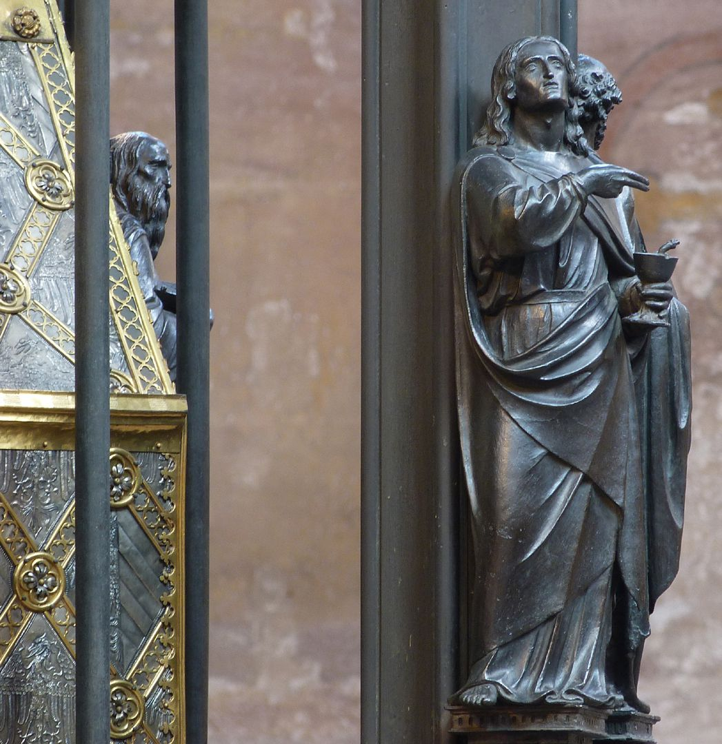 St. Sebaldus Tomb Johannes