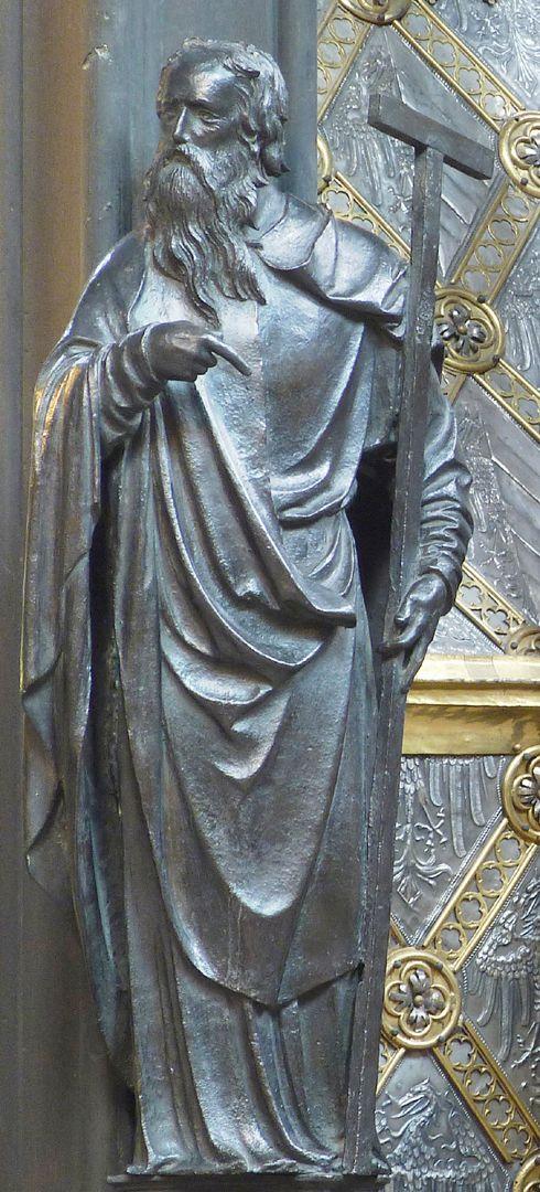 St. Sebaldus Tomb Philippus