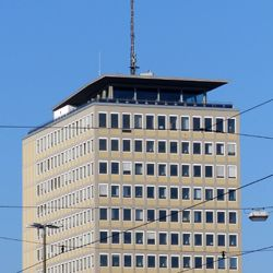 Plärrer tower block