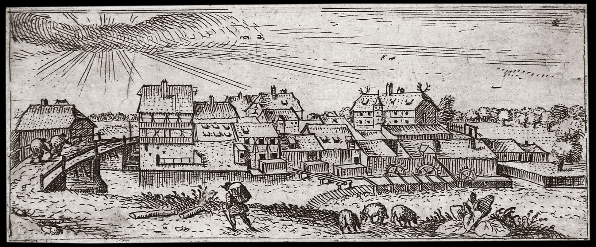 City view of Stein