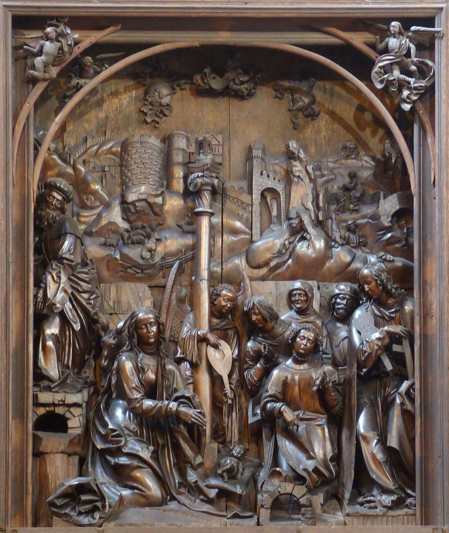 Marien-Altar Schrein