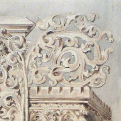 Landsberg Castle, title page