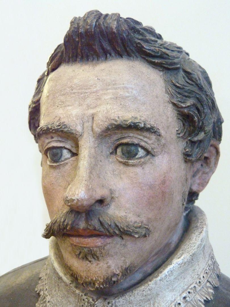 Bust of an unknown man Dreiviertel Profil