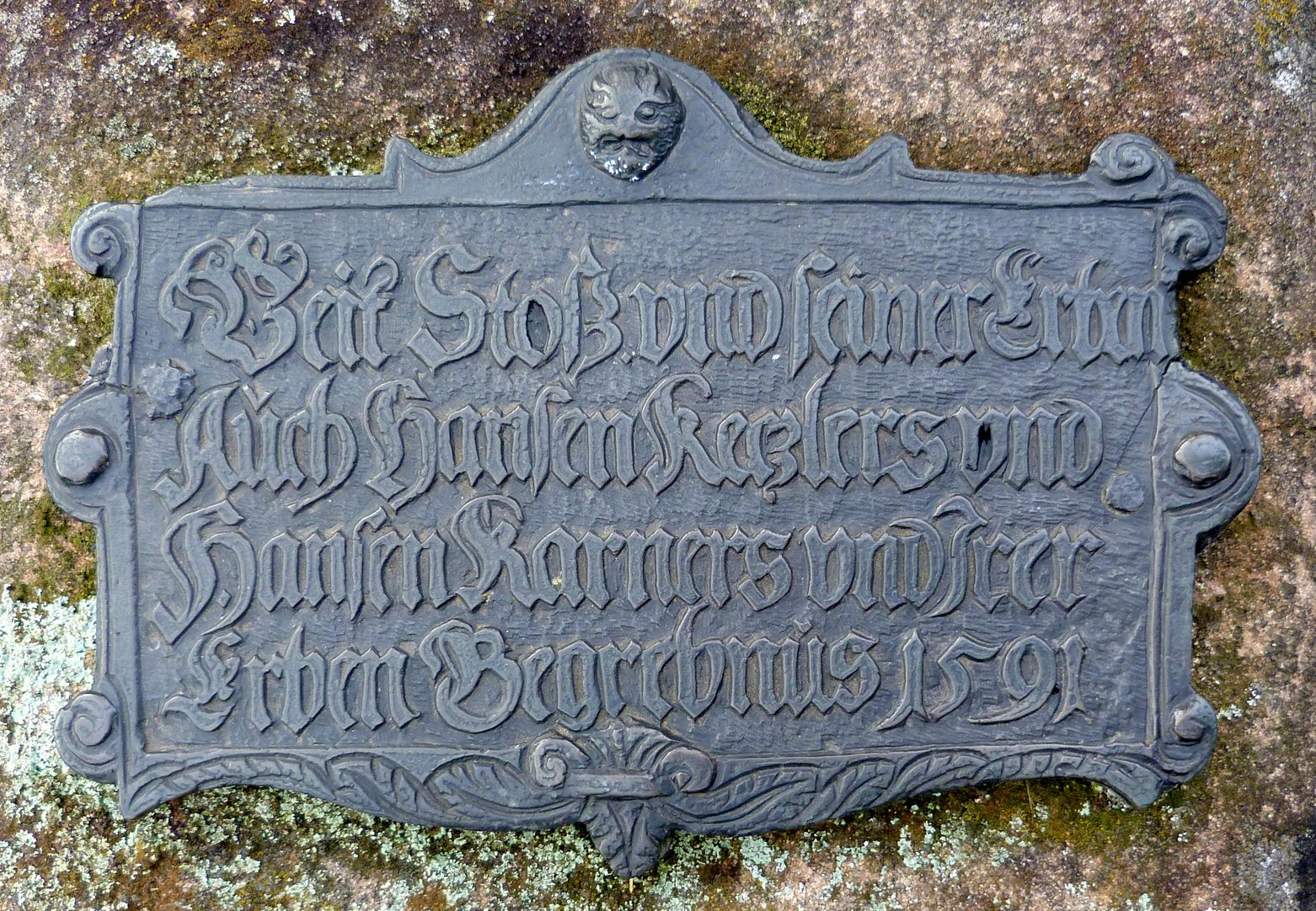 Epitaph of Veit Stoss and his heirs Epitaph
