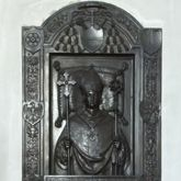 Memorial panel of Albrecht of Brandenburg