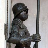 Bronze statue of Otto IV of Henneberg (Römhild)