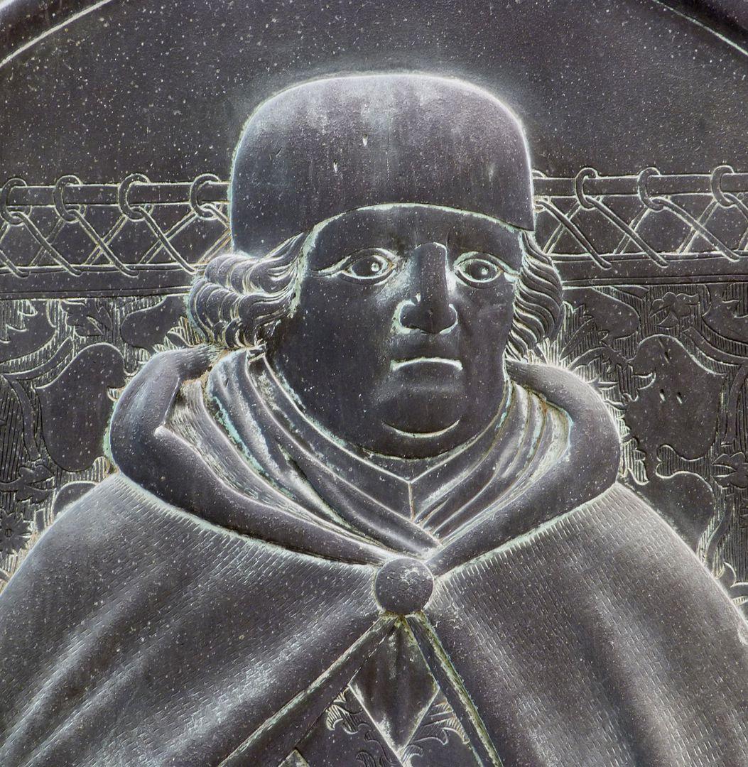 Balthasar von Neuenstadt Büste