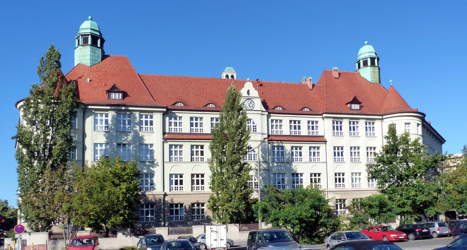Peter-Vischer-School General view (south)