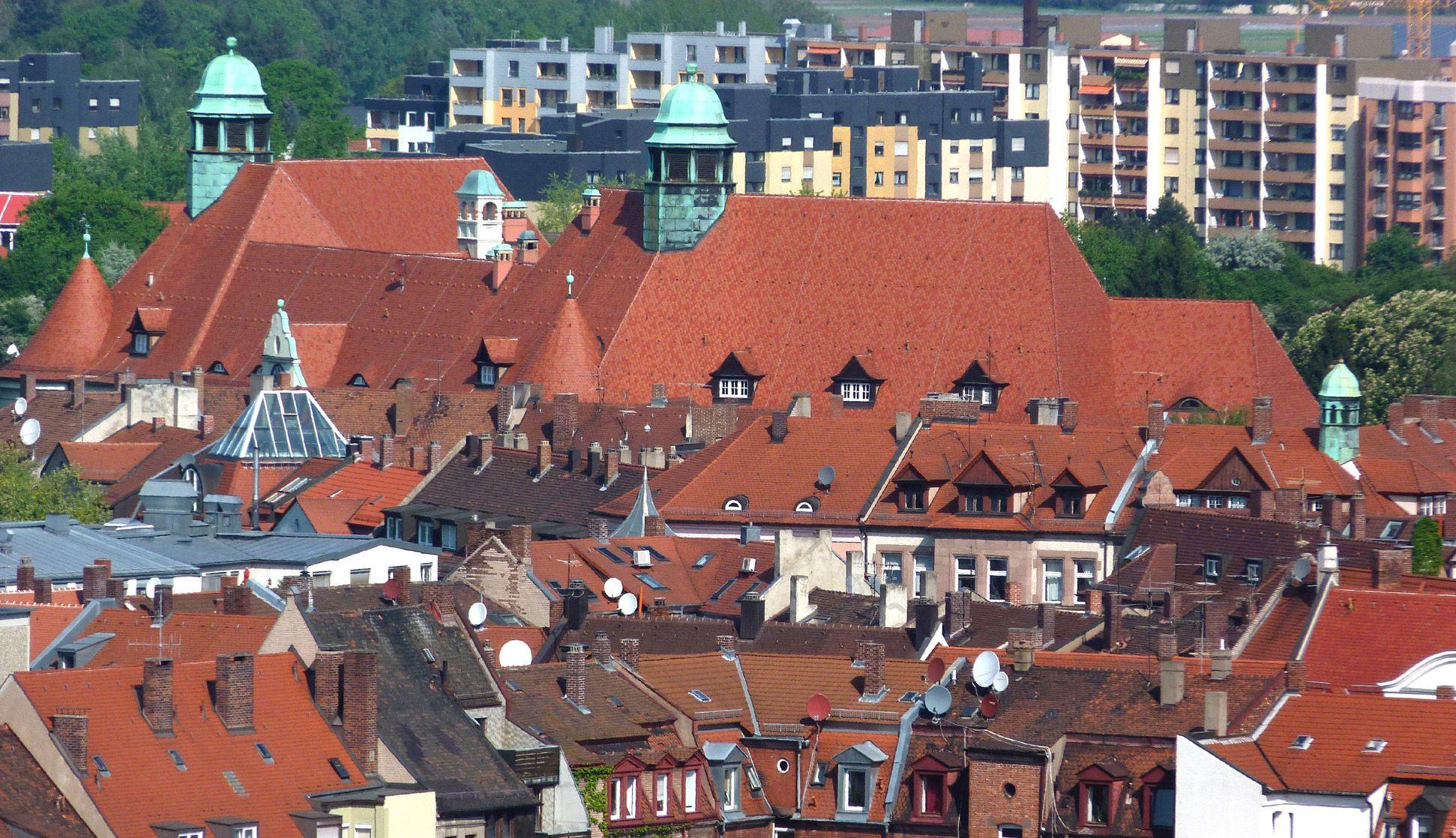Peter-Vischer-School Roof situation