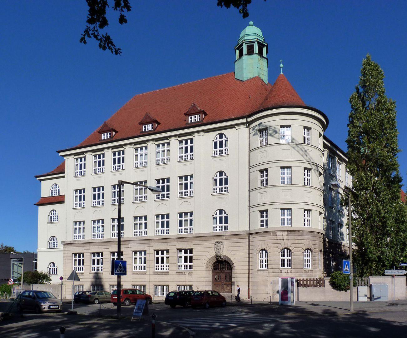 Peter-Vischer-School West wing