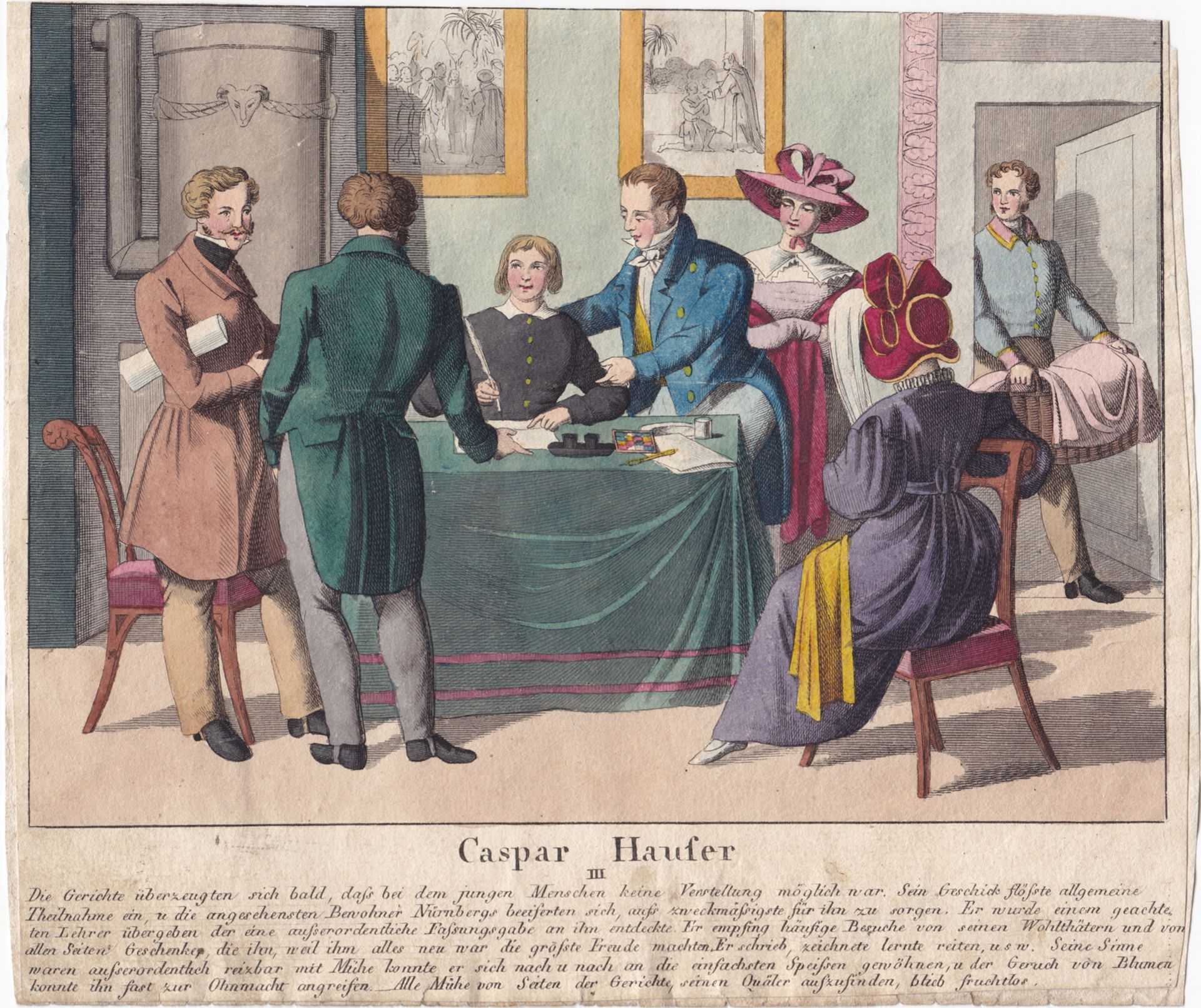 Caspar Hauser III Total view