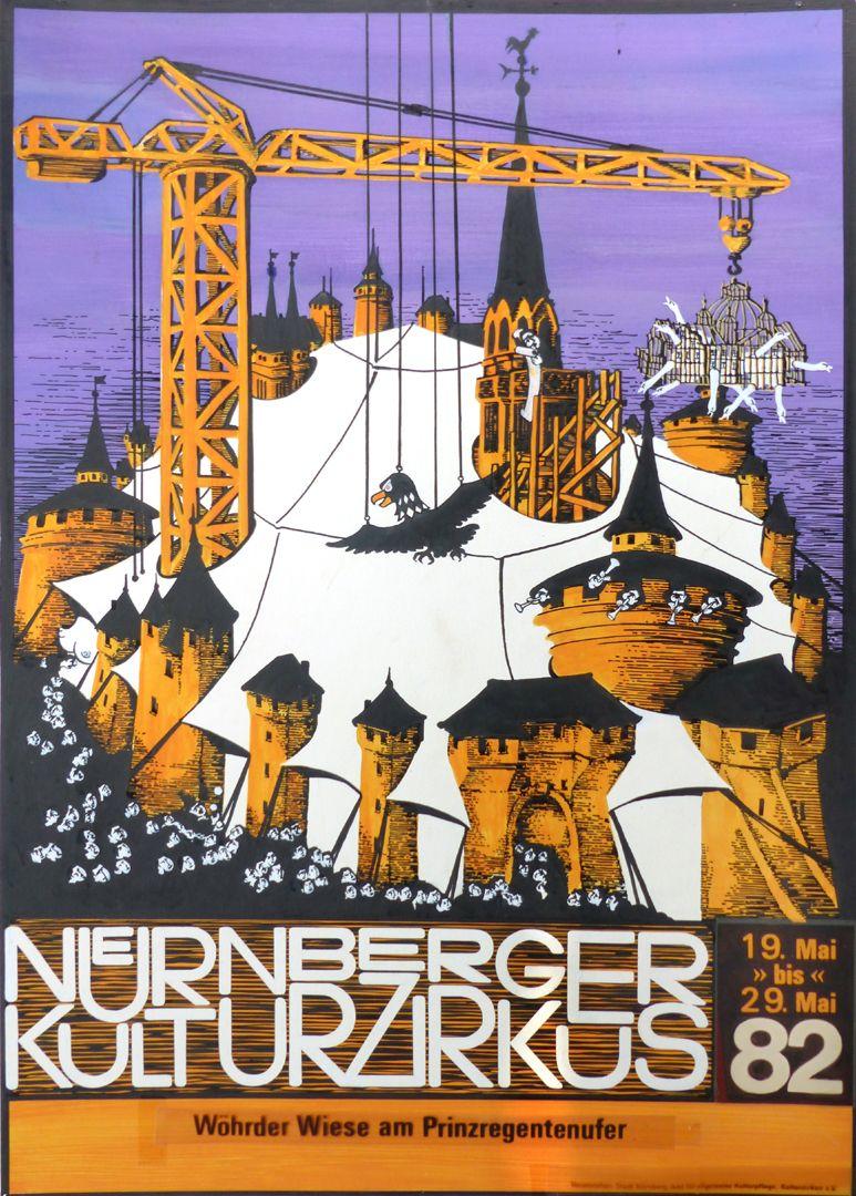 Nuremberg culture circus