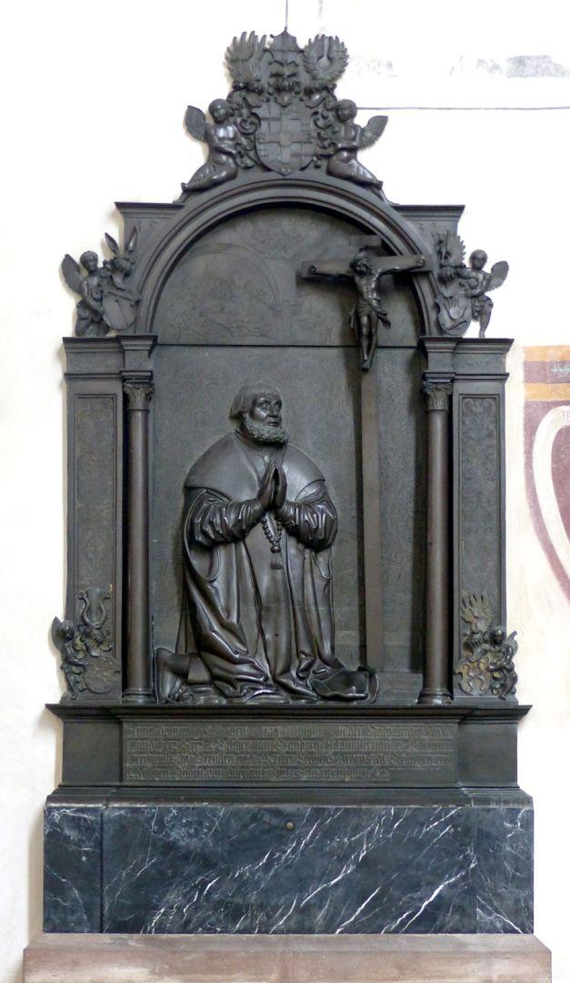 Walter von Cronberg Gesamtansicht