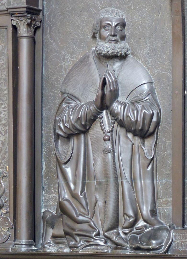 Walter von Cronberg Der betende Walter von Cronberg