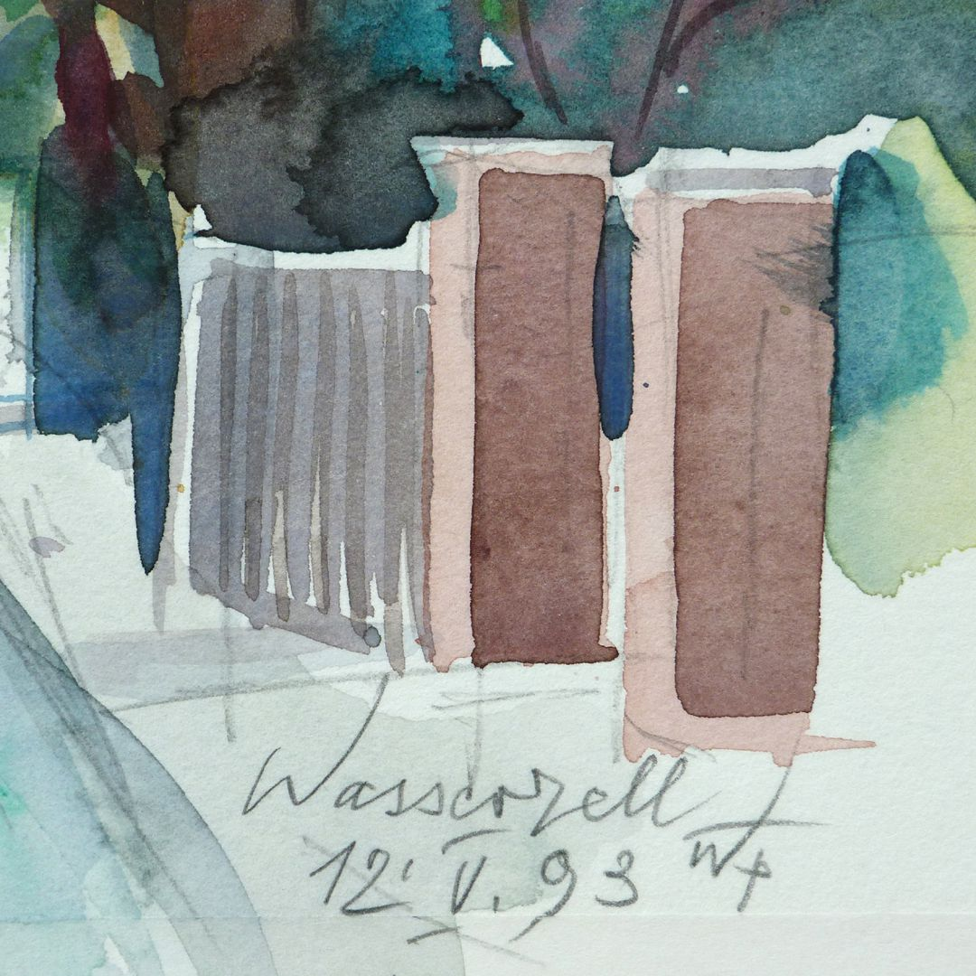 Wasserzell nearSpalt Signature