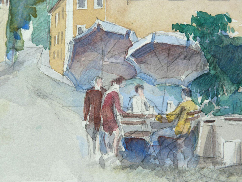 Wemding (district Donau-Ries Market place, detail