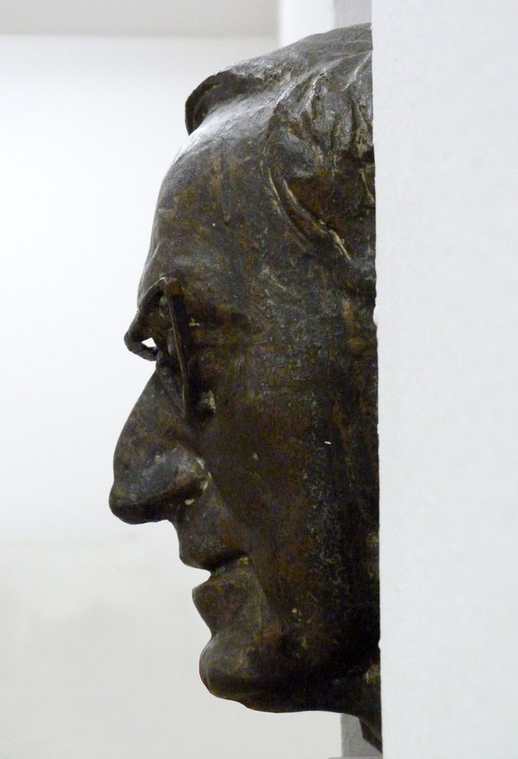 Wilhelm Rieger View from the right