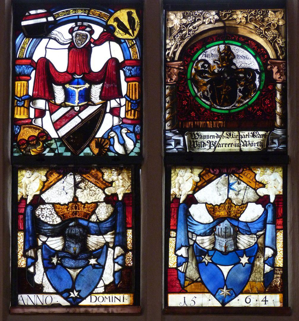 St. Bartholomäus, Chorfenster n III