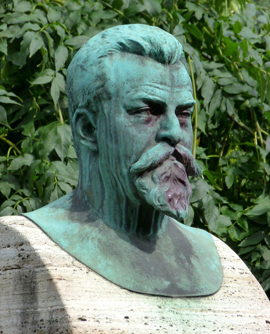 Sigmund-Schuckert-Memorial Bust